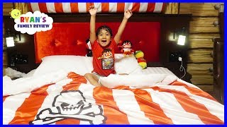 Download Ryan Morning Routine on Vacation In Legoland!!! Video