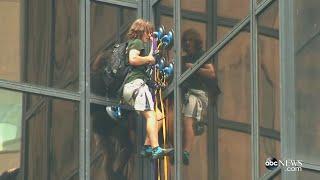 Download Man Climbs Trump Tower FULL LIVESTREAM (8/10/16) Video