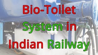 Download How Bio Toilet works in indian railways train || bio toilets technology and system Video