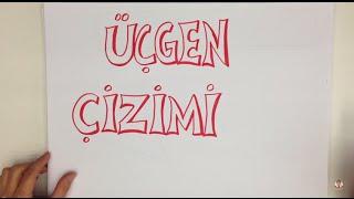 Download 9dk'da ÜÇGEN ÇİZİMİ Video
