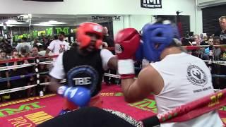 Download FLOYD MAYWEATHER DESTROYS SPARRING PARTNERS 8/26/15 HoopJab Mayweather vs Mcgregor Video