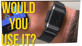 Download Shock Wristband Claims to Help Zap Away Bad Habits (ft. Erik Griffin) Video