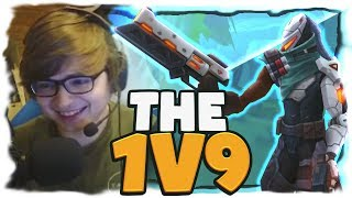 Download C9 Sneaky | THE 1v9 Video