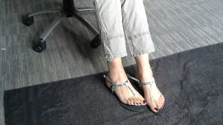 Download Mis sandals y sexy feet Video