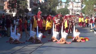 Download USC Trojan Marching Band - Disneyland 2014 Video