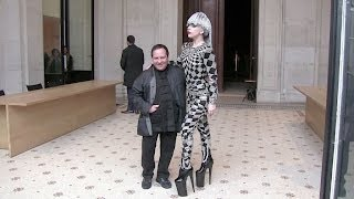 Download EXCLUSIVE: Lady Gaga meeting with Azzedine Alaia in Paris Video