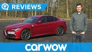 Download Alfa Romeo Giulia Quadrifoglio 2017 Review | Mat Watson Reviews Video