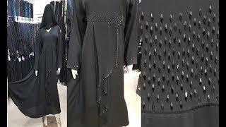 Download Abaya Designs ! Black pearl style ! Arabic Hijab ! Video vol 4 Video
