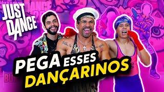 Download DANÇAMOS ATÉ O CHÃO NO JUST DANCE Video