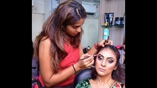Download Professional Bridal Makeover | Makeup Artist - Mansi's Salon Video