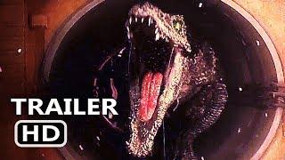 Download JURASSIC WORLD 2 Final Trailer TEASE (2018) Chris Pratt, Fallen Kingdom Action Movie HD Video