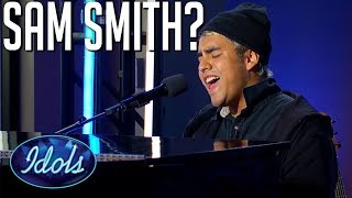 Download Judges Can't Believe His Voice on American Idol | Idols Global Video