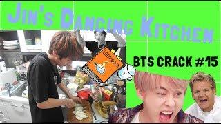Download BTS CRACK #15 { Jin's Dancing Kitchen } Video