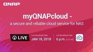 Download myQNAPcloud - a secure and reliable cloud service for NAS Video
