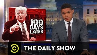 Download The First 100 Days: Another Presidential Tradition for Trump to Ignore: The Daily Show Video
