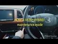 Download HONDA VEZEL HYBRID 整備モード エンジン音 Video