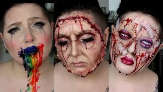 Download Snapchat Filters IRL Halloween Makeup Tutorial Video