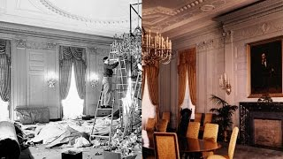 Download The White House's massive renovation Video