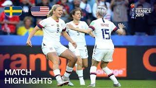 Download Sweden v USA - FIFA Women's World Cup France 2019™ Video