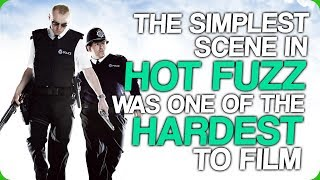 Download The Simplest Scene in 'Hot Fuzz' was One of the Hardest to Film Video