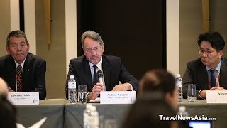 Download Aviation Industry: Closing Press Conference from AAPA's 61st Assembly of Presidents 2017 in Taipei Video