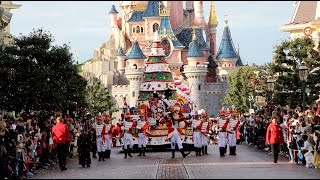 Download Disney's Christmas Parade 2015 - Disneyland Paris Video