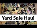Download My YARD SALE Disney PIN HAUL! Video