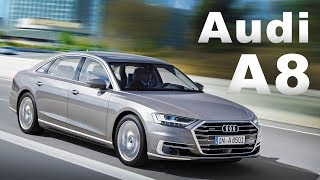 Download 前瞻思維 科技旗艦 New Audi A8 50 TDI|海外新車試駕 Video