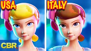Download 20 Times Disney Pixar Movies Were Changed In Other Countries Video
