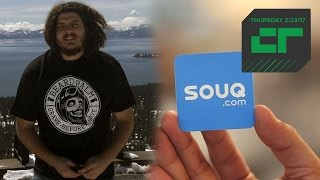Download Amazon Buys Souq | Crunch Report Video