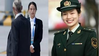 Download Meet World 'prettiest bodyguard' Shu Xin , after being spotted working at G20 summit Video