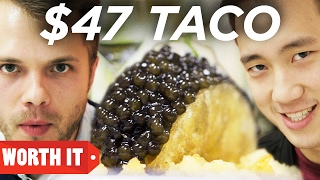 Download $47 Taco Vs. $1 Taco Video