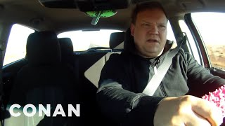 Download Andy Richter's Coast To Coast Road Trip - CONAN on TBS Video