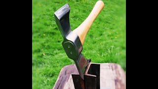Download Making axe with angle grinder Video