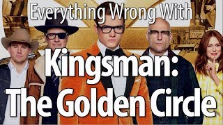Download Everything Wrong With Kingsman: The Golden Circle Video