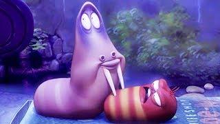 Download LARVA - VAMPIRE YELLOW | Cartoon Movie | Cartoons For Children | Larva Cartoon | LARVA Official Video