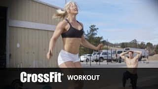 Download Double-Under, Clean and Jerk Workout Video