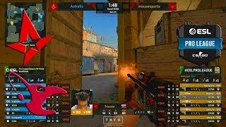 Download CRAZY SEMI-FINAL!! - Astralis vs mousesports - ESL Pro League S10 Finals - CS:GO Video