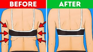 Download 10 Exercises to Get Rid of Back and Armpit Fat In 10 Minutes Video