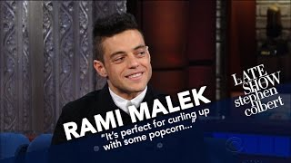 Download Rami Malek Had To Watch Queen Listen To Him Sing Queen Video
