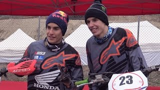 Download Marc Marquez #93 | Enduro del Segre 2016 | Honda CRF450 HRC by Jaume Soler Video