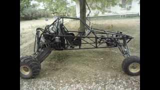 Download Mini sand rail dune buggy walk around Video