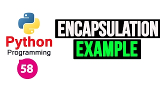 Download Python Programming Tutorial - Encapsulation Video