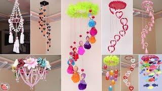 Download 10 Genius ... DIY Wall Hanging Ideas !!! DIY Room Decor Video