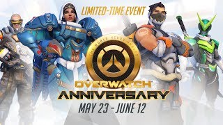 Download [NEW SEASONAL EVENT] Welcome to our Overwatch Anniversary! Video