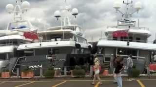 Download Porto Cervo's storm Video