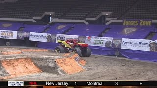 Download Monster Jam Trucks Invade Hampton Coliseum Video