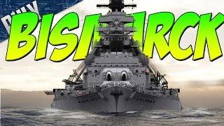 Download BATTLESHIP BISMARCK - Love This SHIP (World Of Warships Gameplay) Video