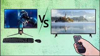 Download What's the Difference Between Monitors and TVs? Video