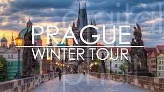 Download Prague - Czech Republic - Prag Winter Tour Video